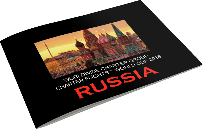 Preview image of the Worldwide Charter Groups Guide to World Cup in Russia